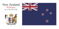 flag of New Zeland